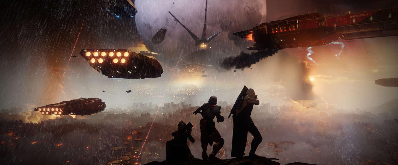 Hands on met Destiny 2: vertrouwd veelbelovend