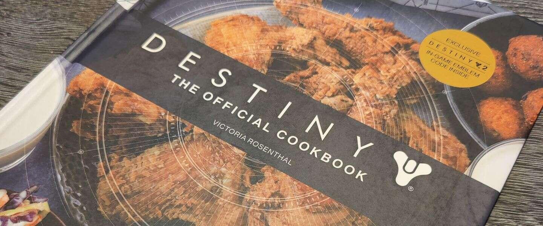 Destiny - The Official Cookbook: lekker eten