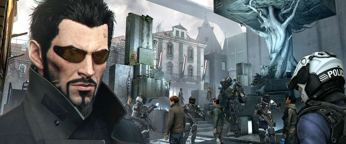 Deus Ex: Mankind Divided review: God van een game