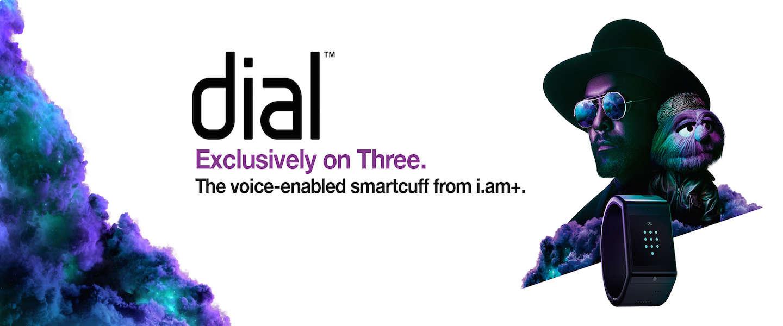 Will.i.am komt met nieuwe smartwatch: i.am+ Dial