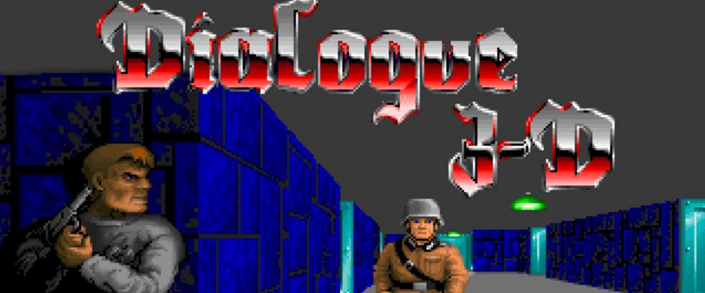 Satirische game laat de zinloosheid van discussie met Nazi's zien