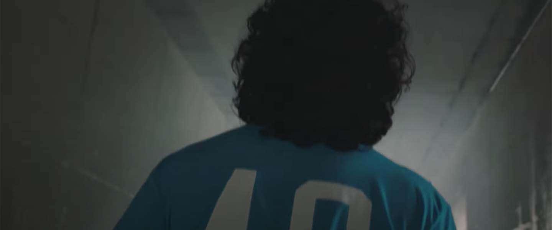 Maradona: Blessed Dream. Eerste beelden van deze Amazon Original Serie