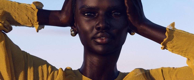 Shudu: het eerste digitale supermodel laat zien hoe 'ze' werkt