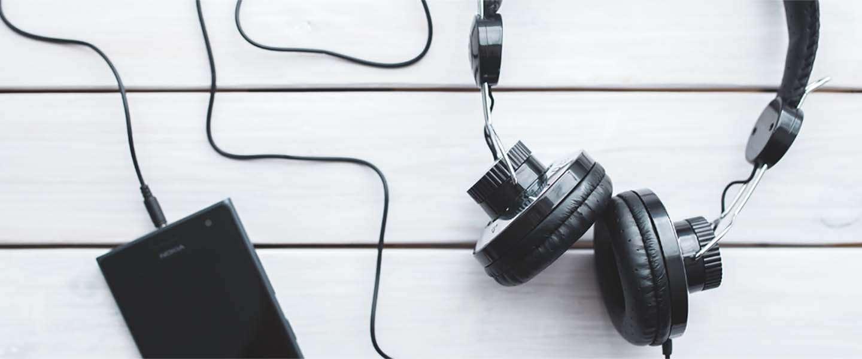 Meer inzicht in het ecosysteem van podcasts, muziekstreamingdiensten en digitale radio