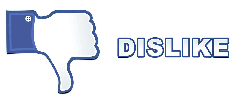 Facebook zal nooit een dislike button introduceren