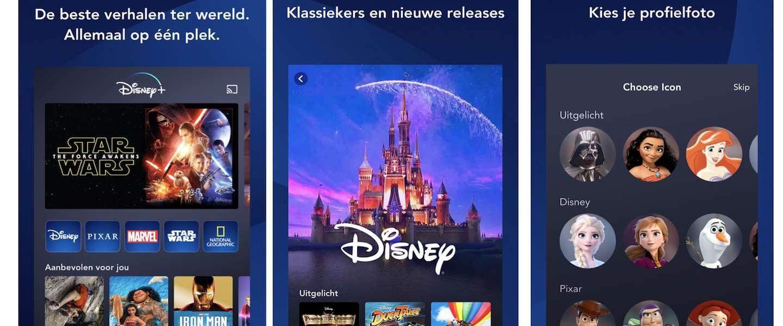 Disney Plus nu al beschikbaar in Nederland