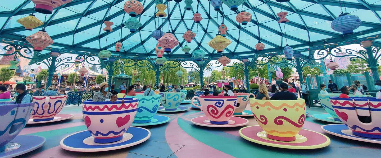 Disneyland Paris is weer open: hoe is een dagje Disney nu?