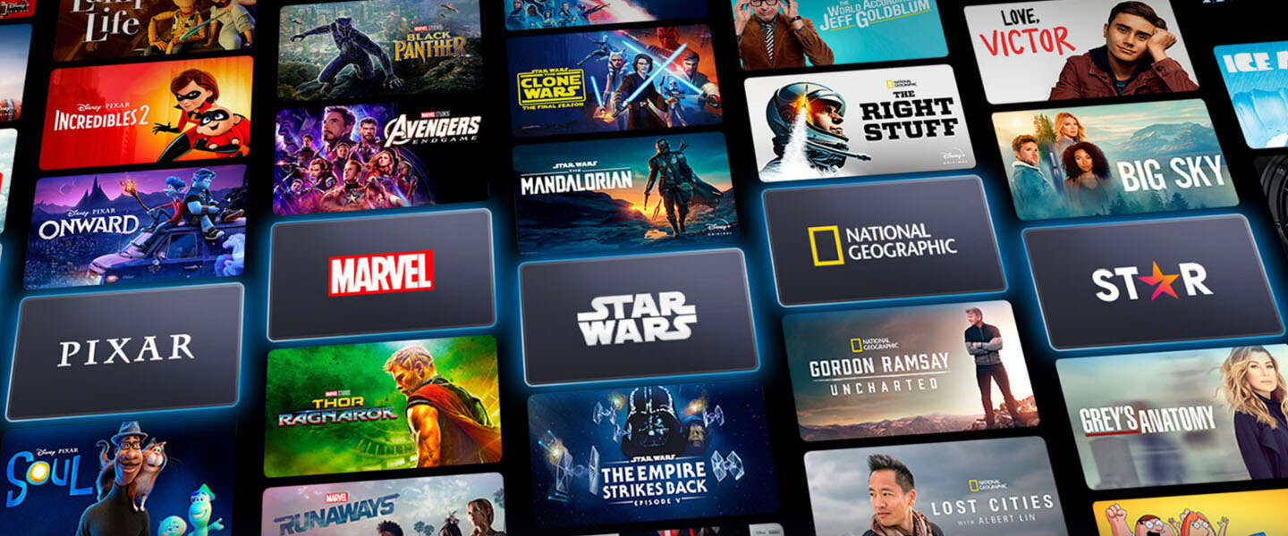 Disney+ wordt beter: nieuw kanaal Star per 23 februari