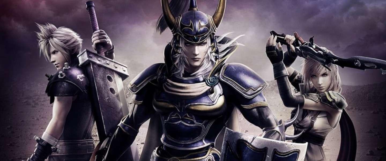 Dissidia Final Fantasy NT: gave gevechten en niet veel meer