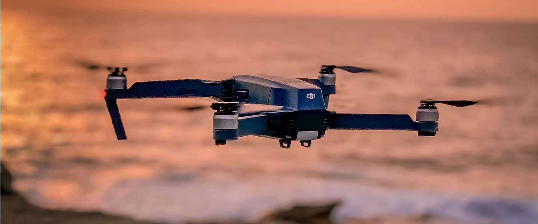 De verkoop van DJI drones aan banden gelegd in Hong Kong