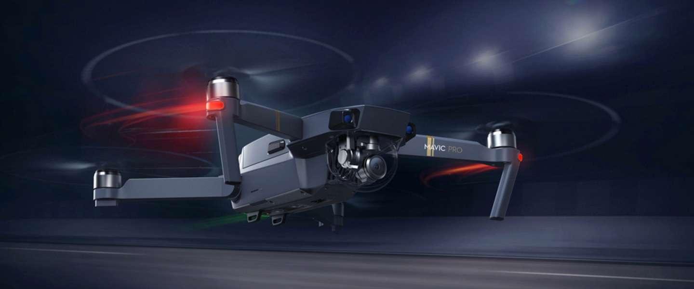 DJI's nieuwe 4K-drone past in de palm van je hand