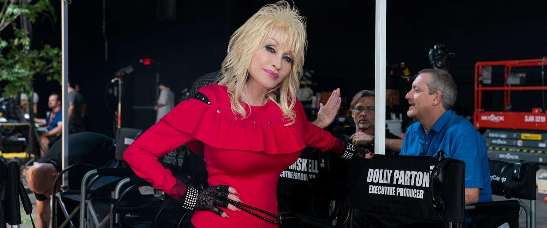 Dolly Parton gaat viral met haar #dollypartonchallenge