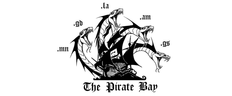 The Pirate Bay breidt uit naar .gs .la .am .vg .mn en .gd domeinen