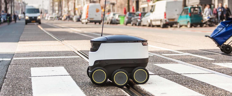 Domino's wil pizza's bezorgen met robot: 1 aprilgrap of echt?