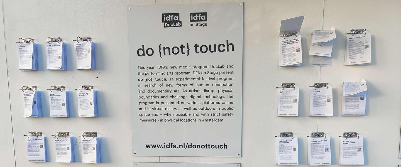 IDFA: indringende belevenissen voor je VR-bril thuis