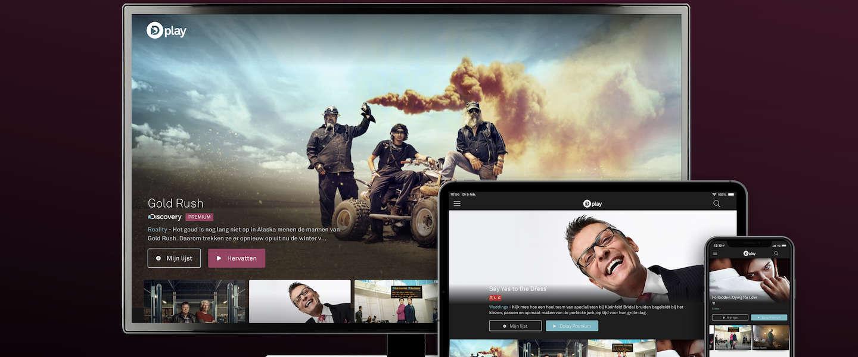 Dplay nieuwe streaming video on demand service van Discovery