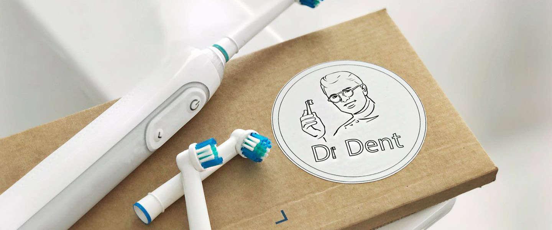 Poets jij je tanden elektrisch? Dan is deze slimme opzetborstel-service voor jou