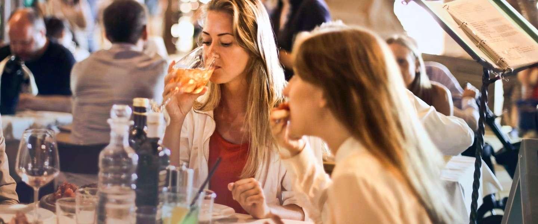 Welke drank drink je bij welk eten als je het lekker wilt houden?