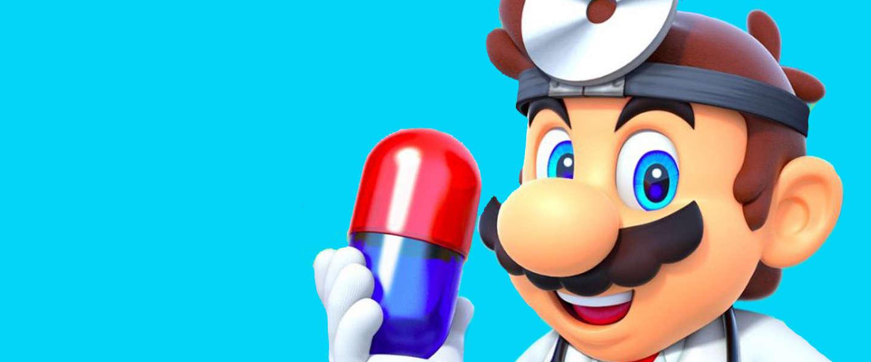 Pas op voor een Dr Mario-verslaving
