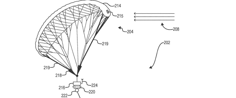 Facebook wil drones maken van parachutes