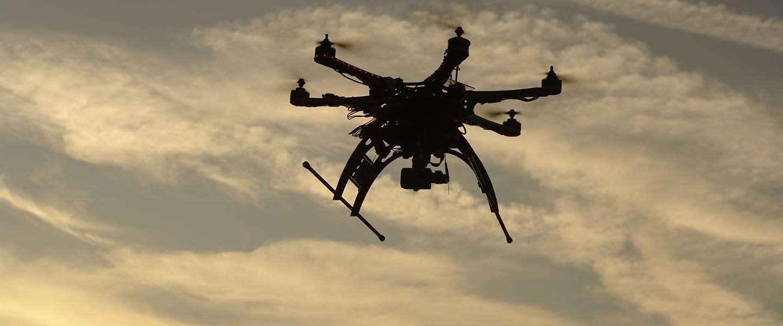 Drones: cyberaanval vanuit de lucht?