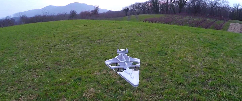 Fransman bouwt Imperial Star Destroyer na als drone