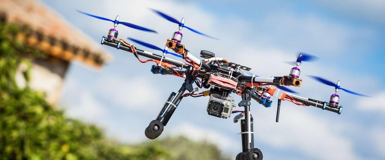 DJI opent drone trainingscentrum in Nederland