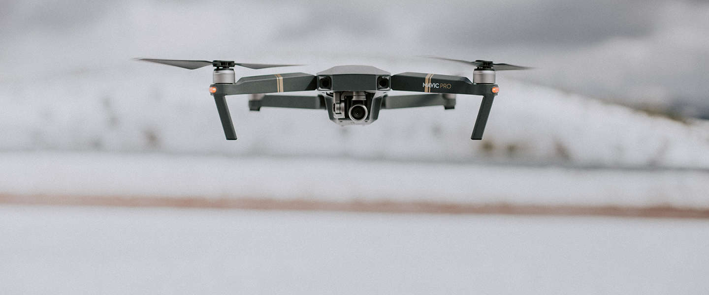 Wat als je drone wegvliegt?
