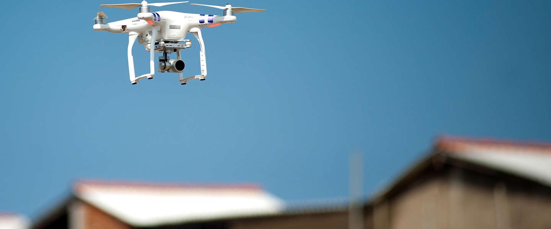 Professionele minidrone-piloten worden beperkt door regelgeving