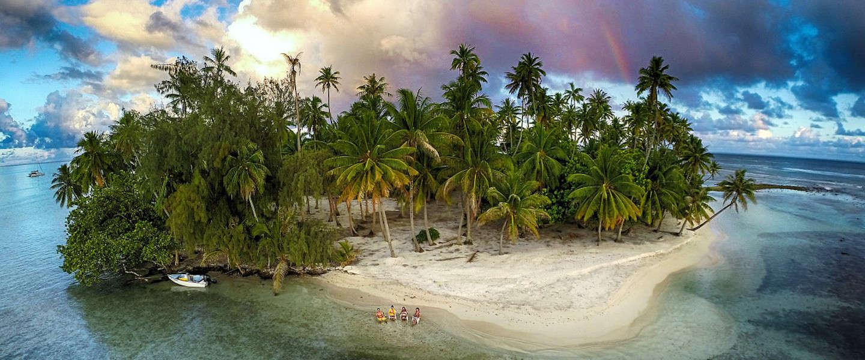 De mooiste foto's gemaakt met een drone