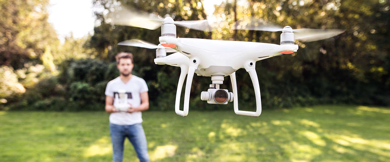 Ongelukken en overtredingen met drones door onduidelijke regelgeving