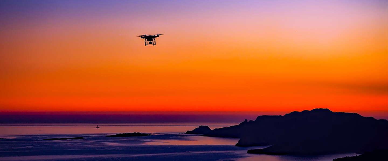 Waarom DJI-drones negatief in het nieuws zijn