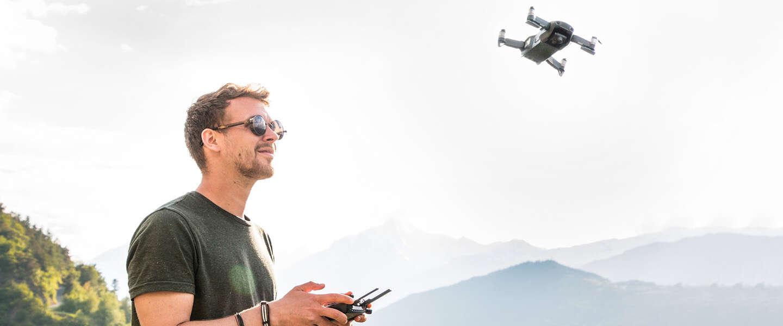 Extreme droning: deze drones vlogen in vulkanen, orkanen en meer