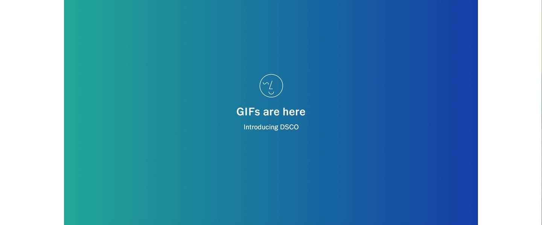 VSCO lanceert DSCO, een app voor het maken van gif'jes