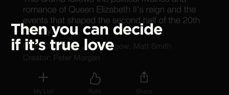 Vanaf vandaag kun je duimpjes geven op Netflix