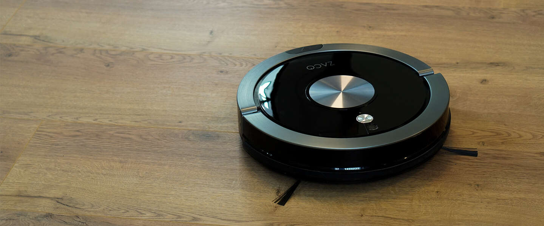ZACO A9s: innovatieve robotstofzuiger met dweilfunctie