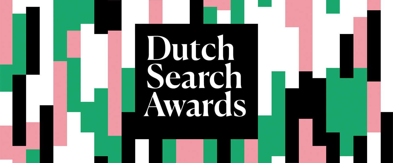 Dit zijn de genomineerden voor de Dutch Search Awards 2018