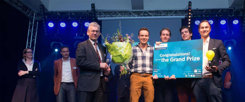 Dwillo wint Philips Innovation Awards 2014