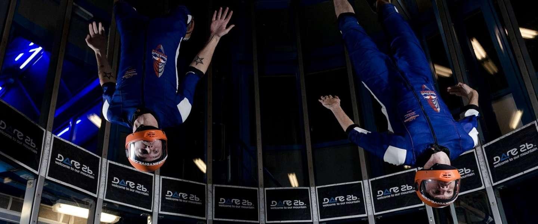 Nederland vertegenwoordigd op World Cup Indoor Skydiven