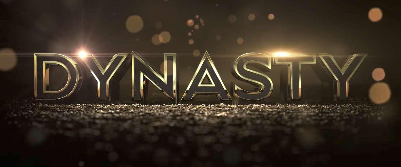 De remake van Dynasty gaat in de VS binnenkort van start