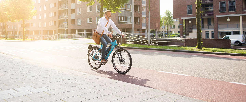 Gebruik van speedpedelecs in Nederland neemt toe