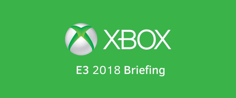 E3 2018: Microsoft terug in vorm