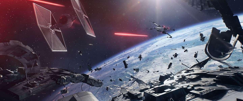 EA op gamescom 2017: Star Wars Battlefront 2, FIFA 18 en Sims Online