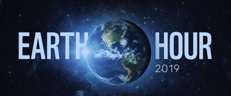 Een uur lang duisternis vanavond tijdens 'Earth Hour'