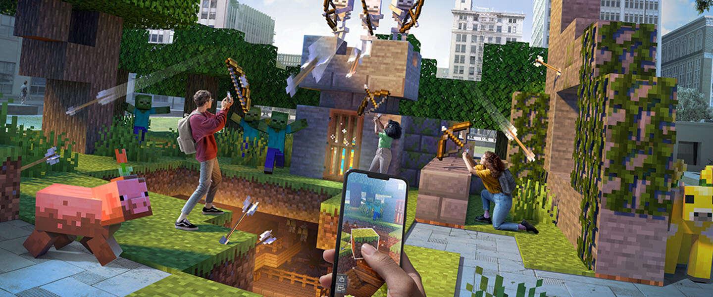 Microsoft trekt stekker uit Minecraft Earth