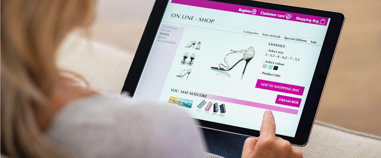 Meer vertrouwen in e-commerce bedrijven dankzij reclame
