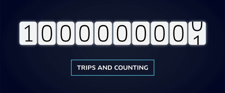 Honda Mobile Al >> Al meer dan 1 miljard Uber-ritjes