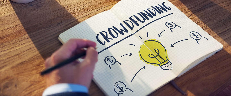 'Crowdfunding, het is tijd voor een wet'