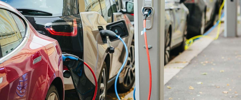 De bijtellingstarieven voor elektrische auto's veranderen in 2019