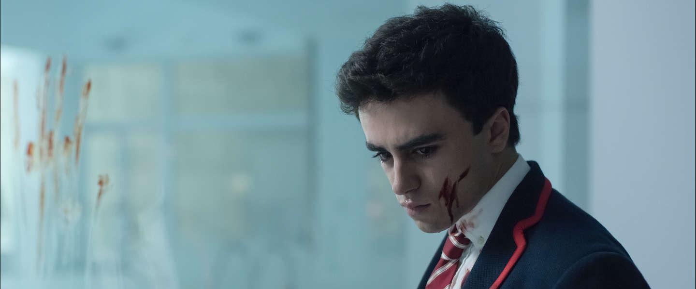Élite, nieuwe Spaanse hitserie op Netflix, moord op een privéschool